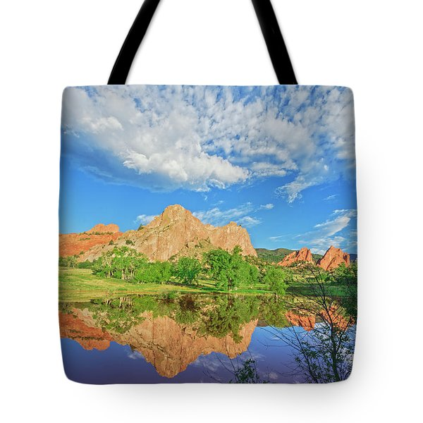 Impossible Not To Fall In Love With Colorado. Here's Why.  Tote Bag