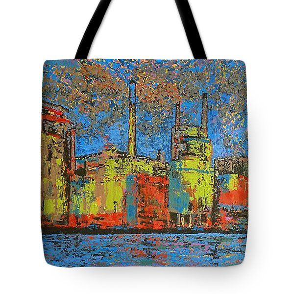 Impression - Irving Mill Tote Bag