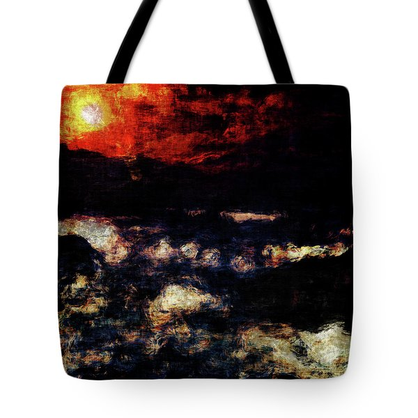 Impression Of A Seaview Tote Bag
