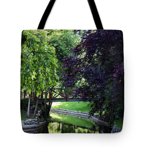 Tote Bag featuring the photograph Impressionist Reminiscence  by Ana Mireles