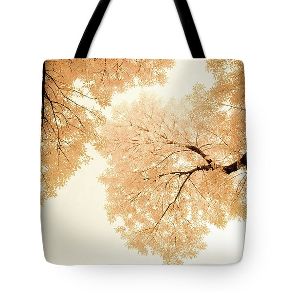 Impressions Of October Tote Bag