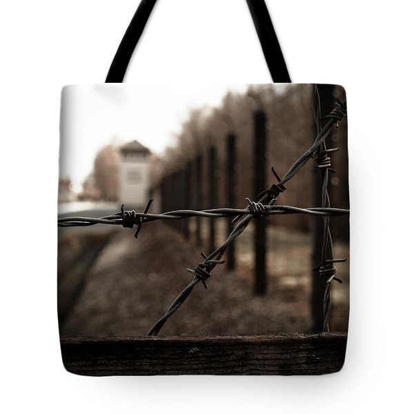 Imprisoned Tote Bag
