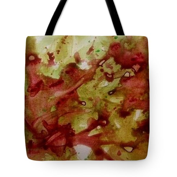 Impromptue Tote Bag
