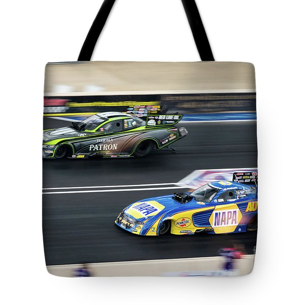 In A Blur Tote Bag