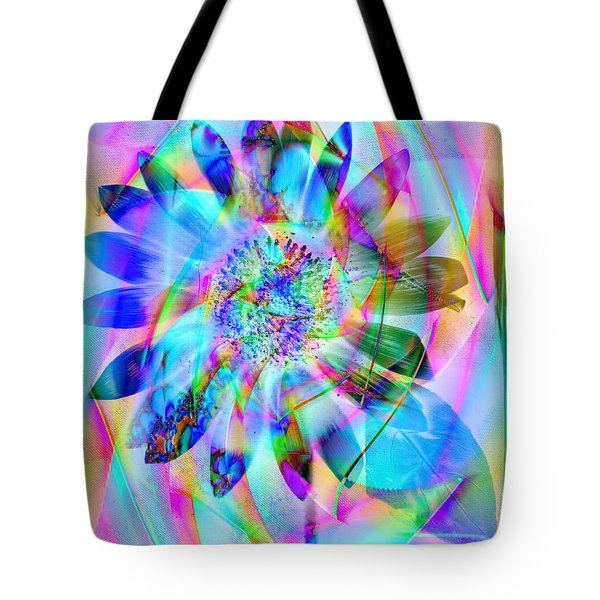 In A Different Light Tote Bag by Kevin Caudill