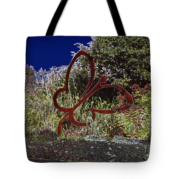 Tote Bag featuring the photograph In A Gadda Da Vida by Carol Lynn Coronios
