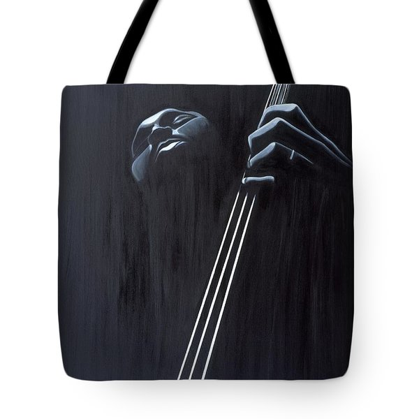 In A Groove Tote Bag