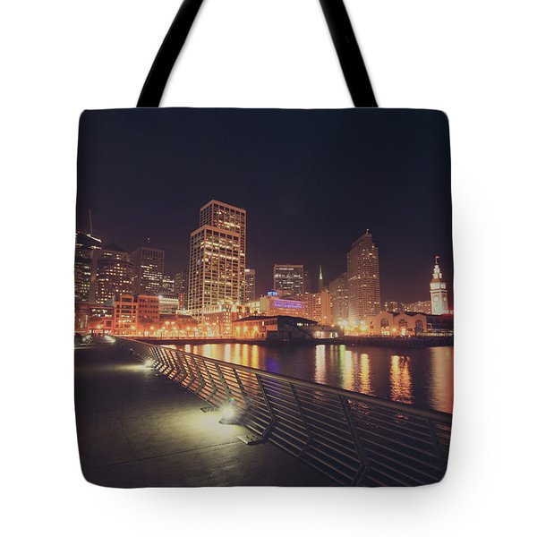 Tote Bag featuring the photograph In A Heartbeat by Laurie Search