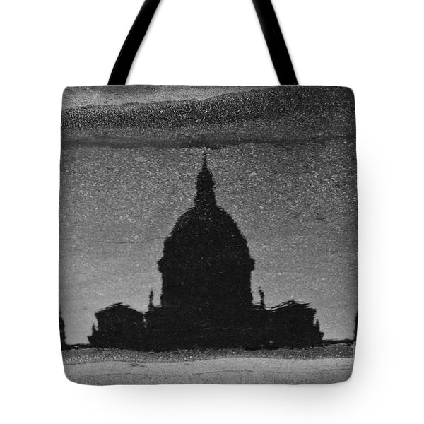 In A Puddle Tote Bag