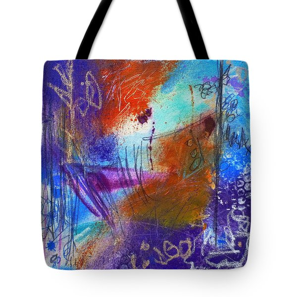 In A Summer Sky Tote Bag