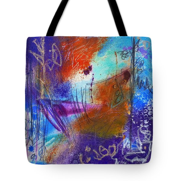In A Summer Sky Tote Bag