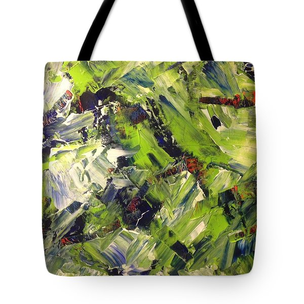 In Abstraction - Gbwo No.1 Tote Bag