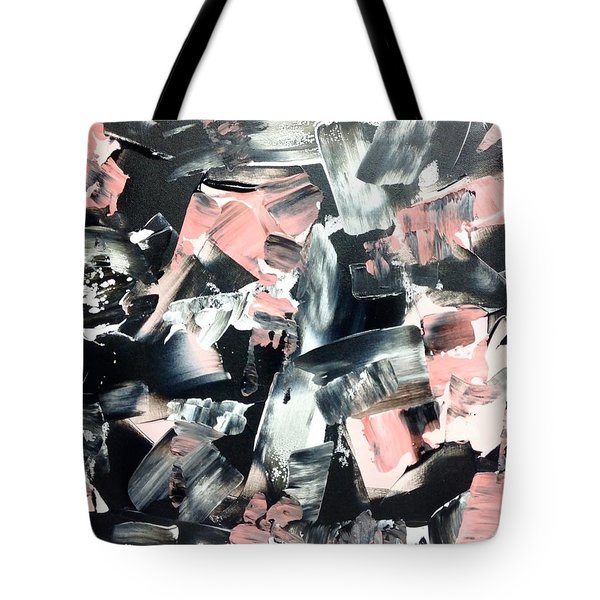 In Abstraction- Pbw No.2 Tote Bag