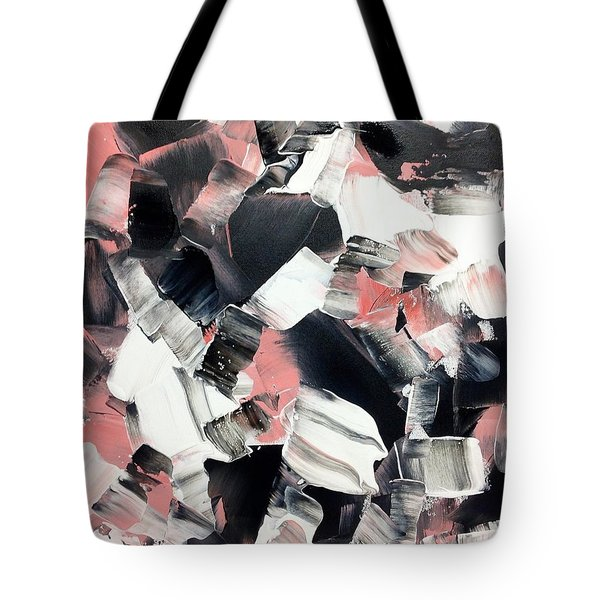 In Abstraction- Pbw No.3 Tote Bag