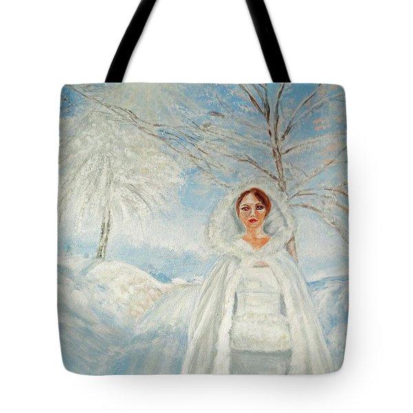 In Beauty I Walk Tote Bag