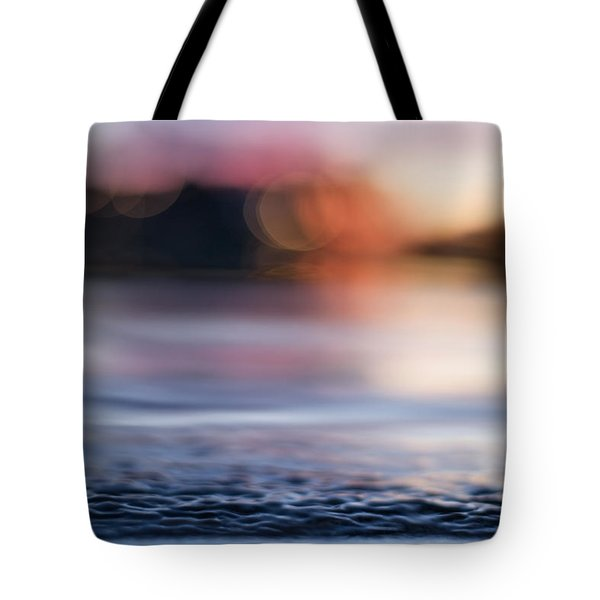 Tote Bag featuring the photograph In-between Days by Laura Fasulo
