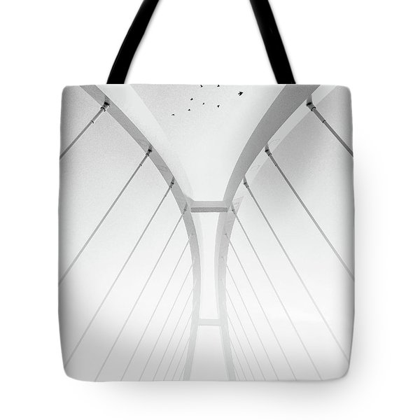 In Between It All Tote Bag