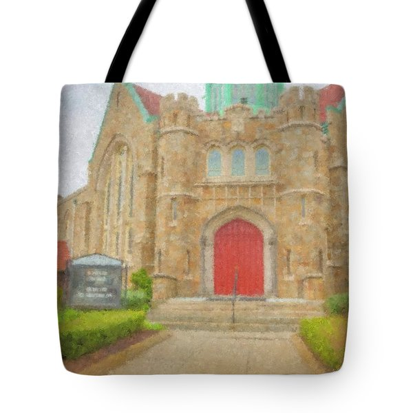 In Brockton For Good Tote Bag