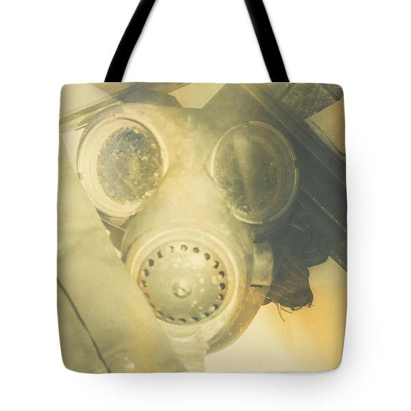 In Case Of War Tote Bag