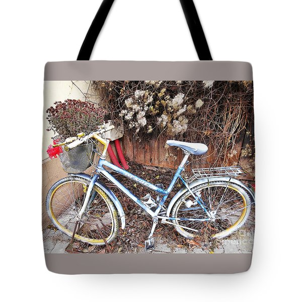 In Case You Need A Ride  Tote Bag