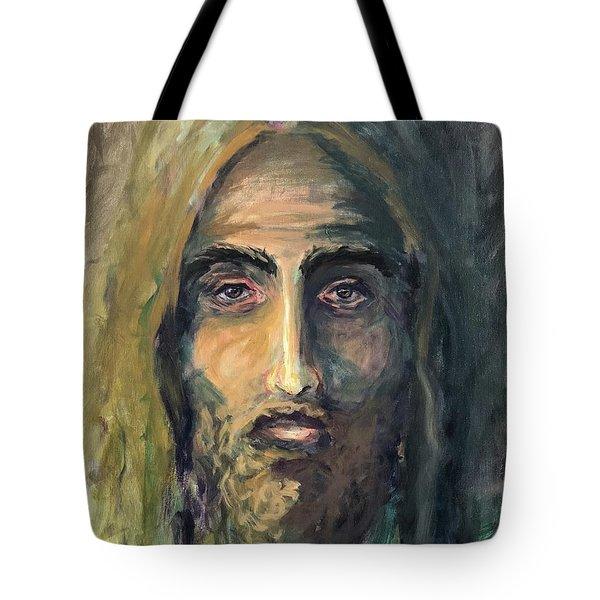 In Christ Alone Tote Bag