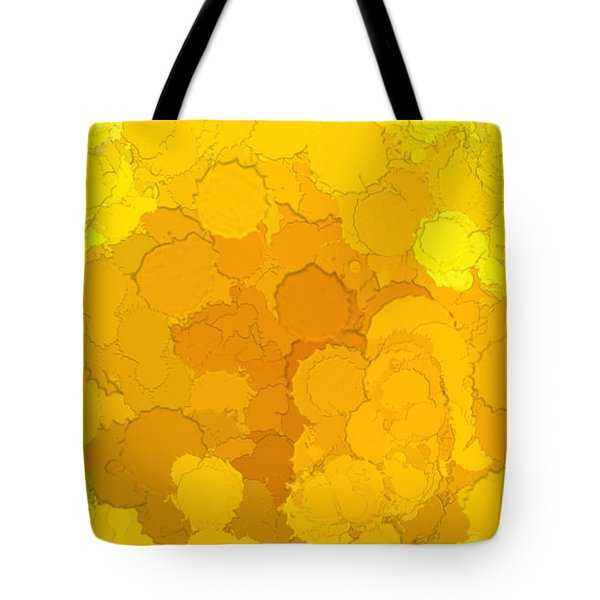 In Color Abstract 14 Tote Bag