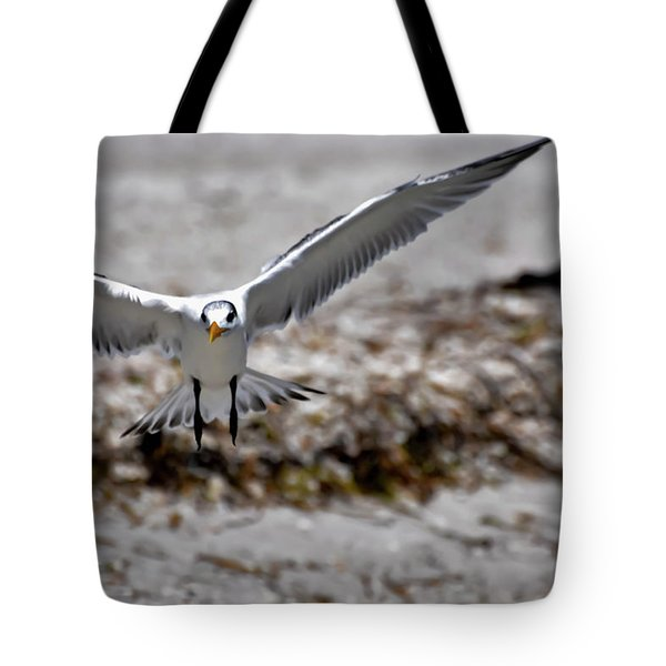 In Coming Tote Bag