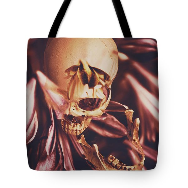 In Contrasts Of Soul Growth Tote Bag