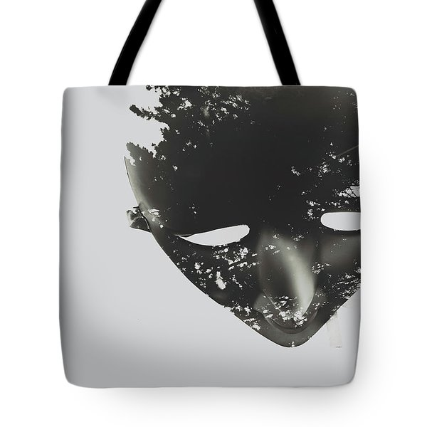 In Creation Of Thought  Tote Bag