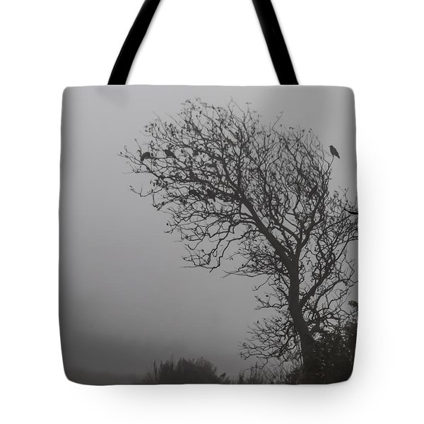 In Days Of Silence Tote Bag