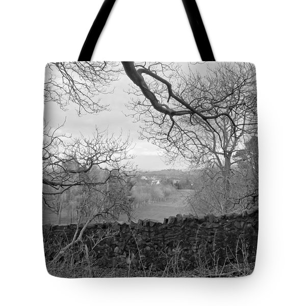 In December. Tote Bag