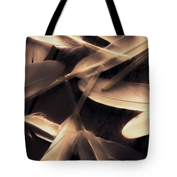 In Delicate Forms Tote Bag