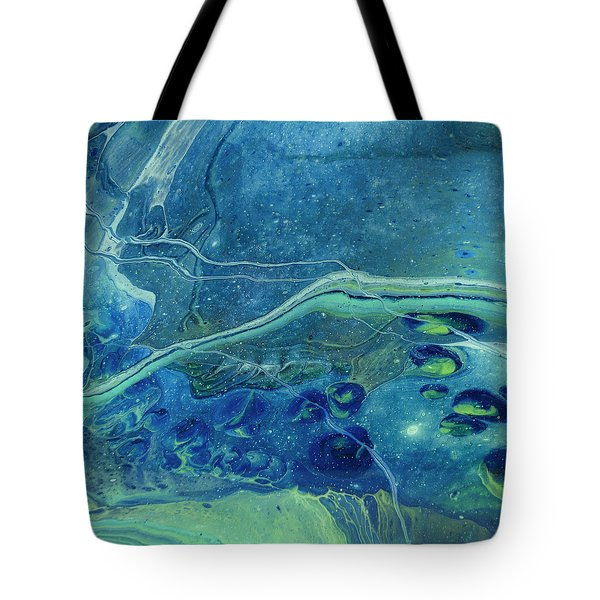 In Depths Unknown Tote Bag