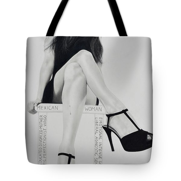 In Essence Tote Bag