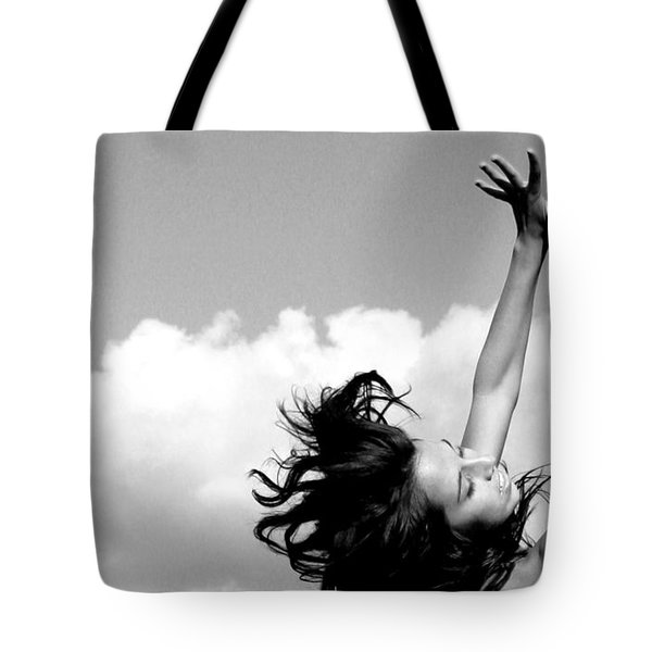 In Flight Tote Bag