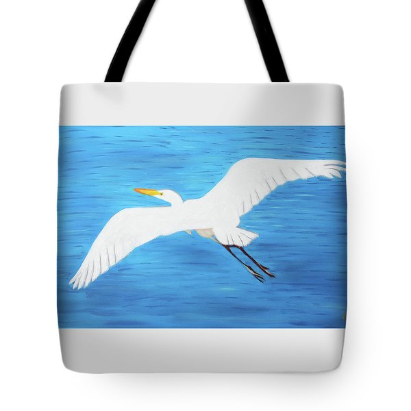 In Flight Entertainment Tote Bag