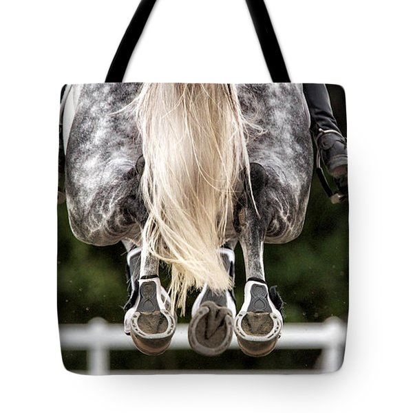 In Flight Tote Bag by Joan Davis