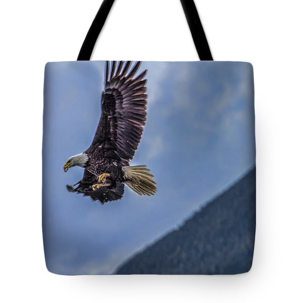 In Flight Lunch Tote Bag