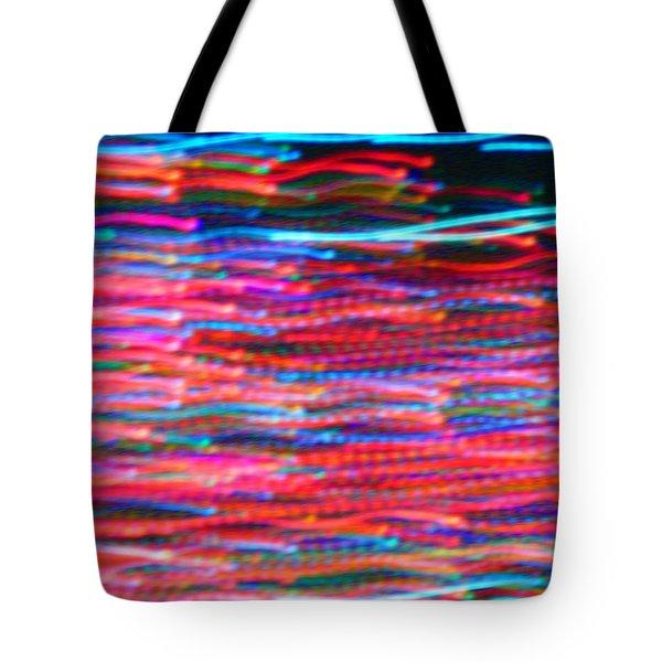 In Flow Tote Bag