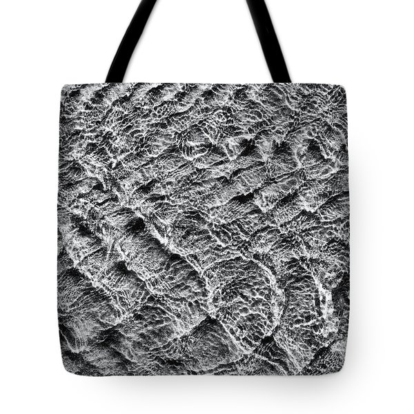 Tote Bag featuring the photograph In Flux by Tim Gainey