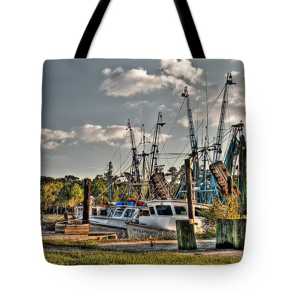In For The Day Tote Bag