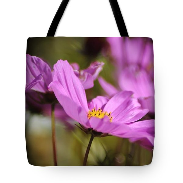 In Full Bloom Tote Bag by Sheila Ping