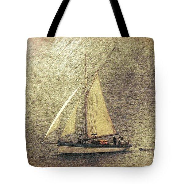 In Full Sail Tote Bag