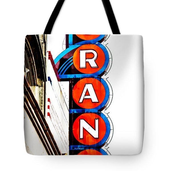 In Grand Style Tote Bag