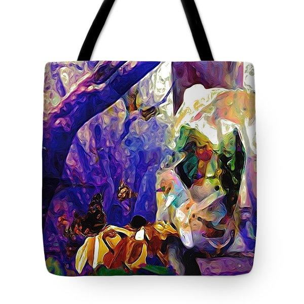In Harmony Tote Bag