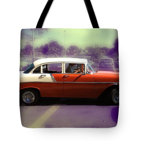 In Havana... Tote Bag