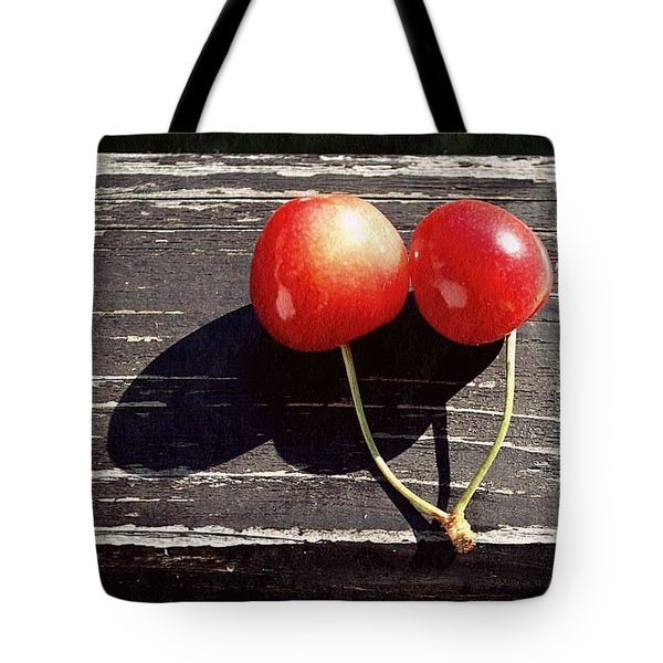 In Heart Tote Bag