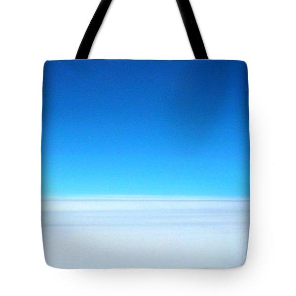 In Heaven ... Tote Bag by Juergen Weiss