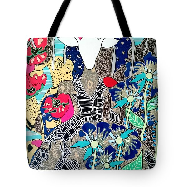In Her Element Tote Bag