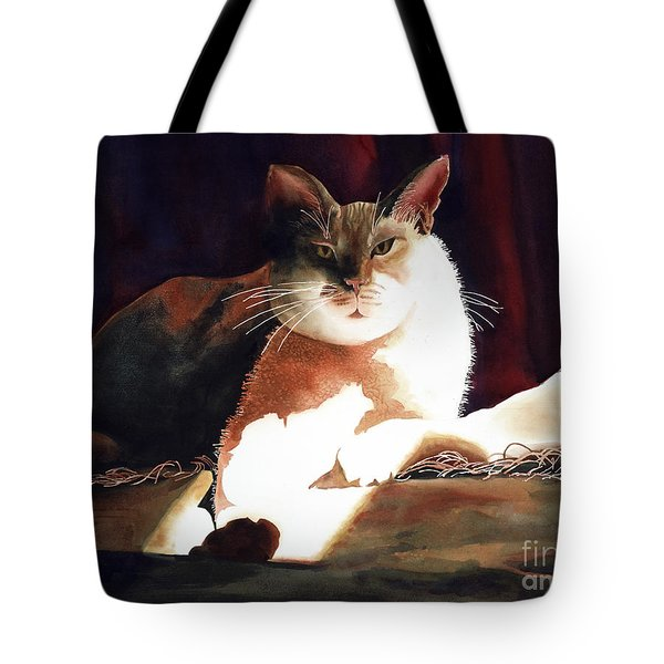 In Her Glory II               Tote Bag